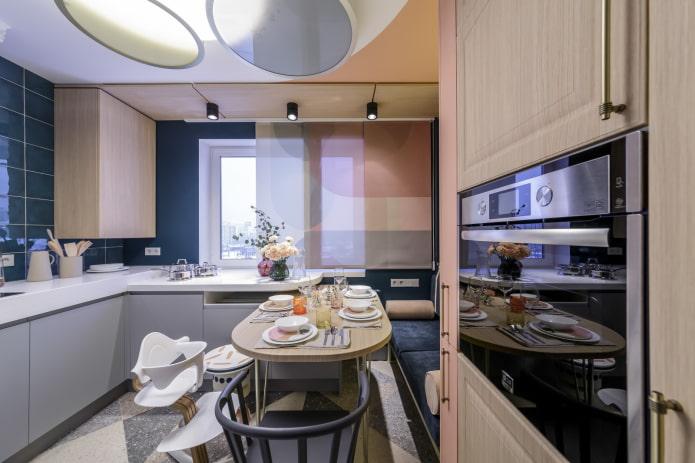 L-shaped kitchen designs in Kenya